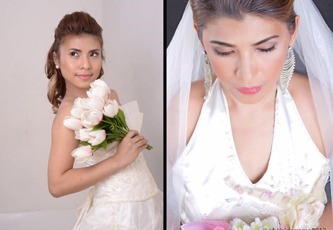 Hair and Makeup by Make up By Marjorie